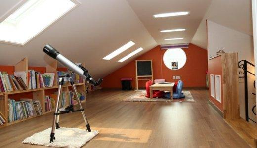 【一条工務店】ロフトと屋根裏部屋の施工価格は?収納としての活用メリット【間取り】