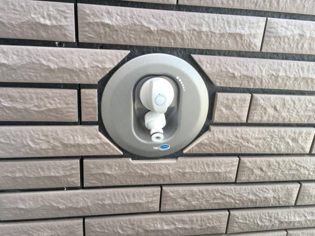 散水栓コンセント