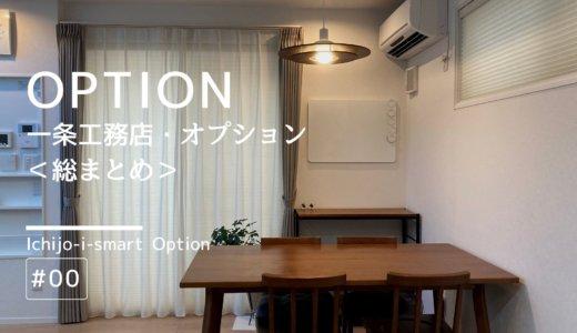 【一条工務店】全オプション46点の価格250万円・総まとめ【i-smart】