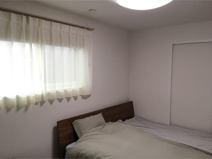 主寝室全体図