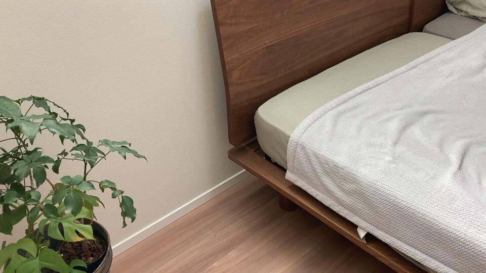 床色と家具