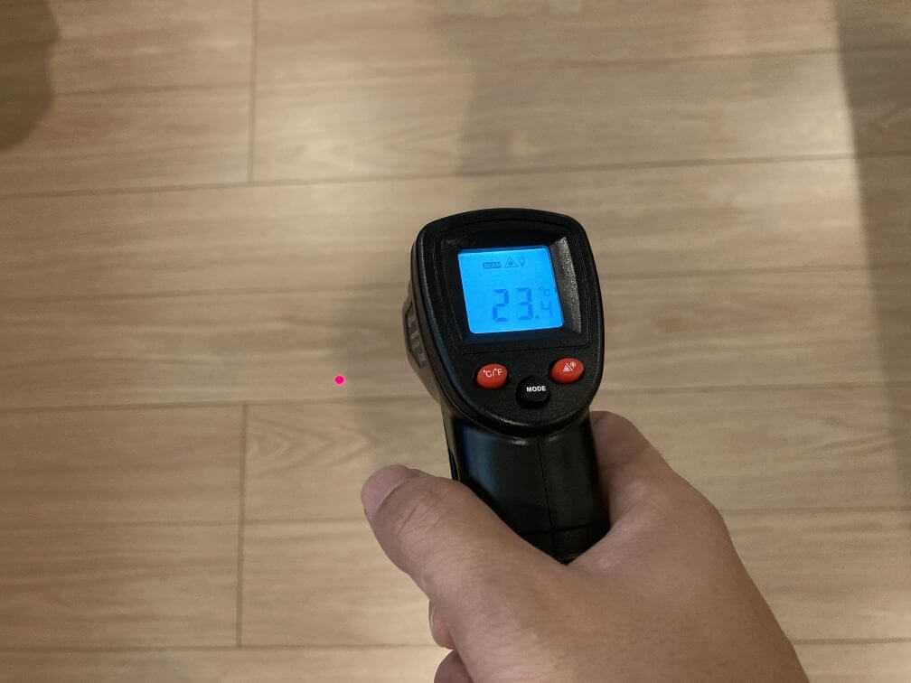 赤外線温度計